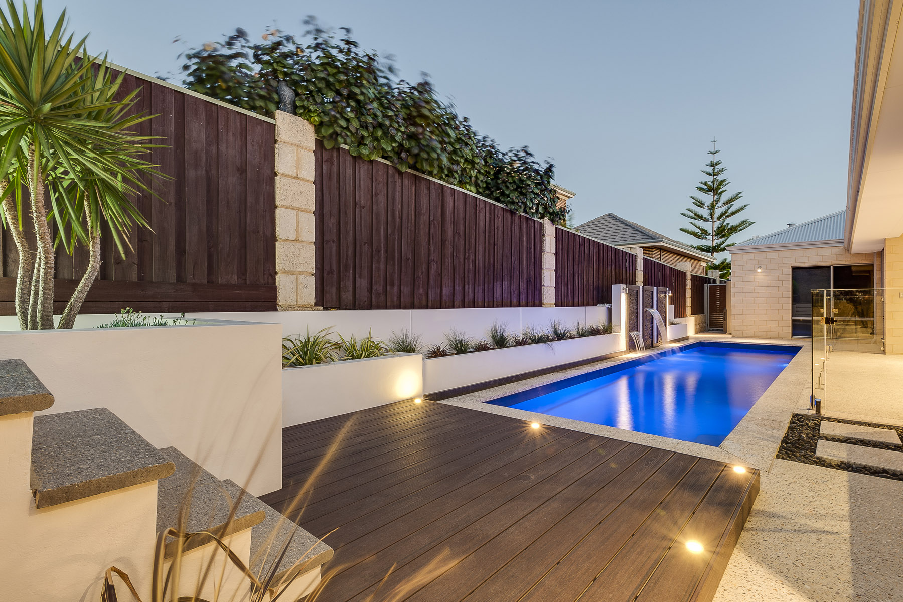 Small Backyard Pool Canberra
