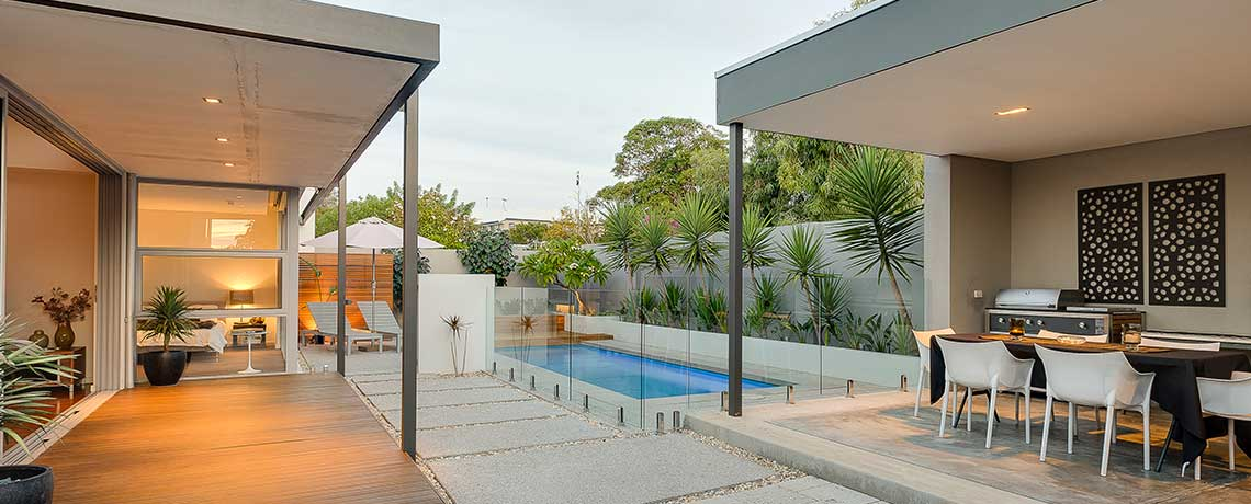 Deep Swimming Pool Canberra