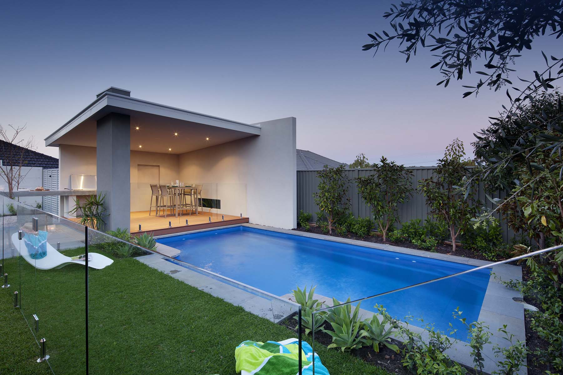 Swimming Pool Builders in Canberra