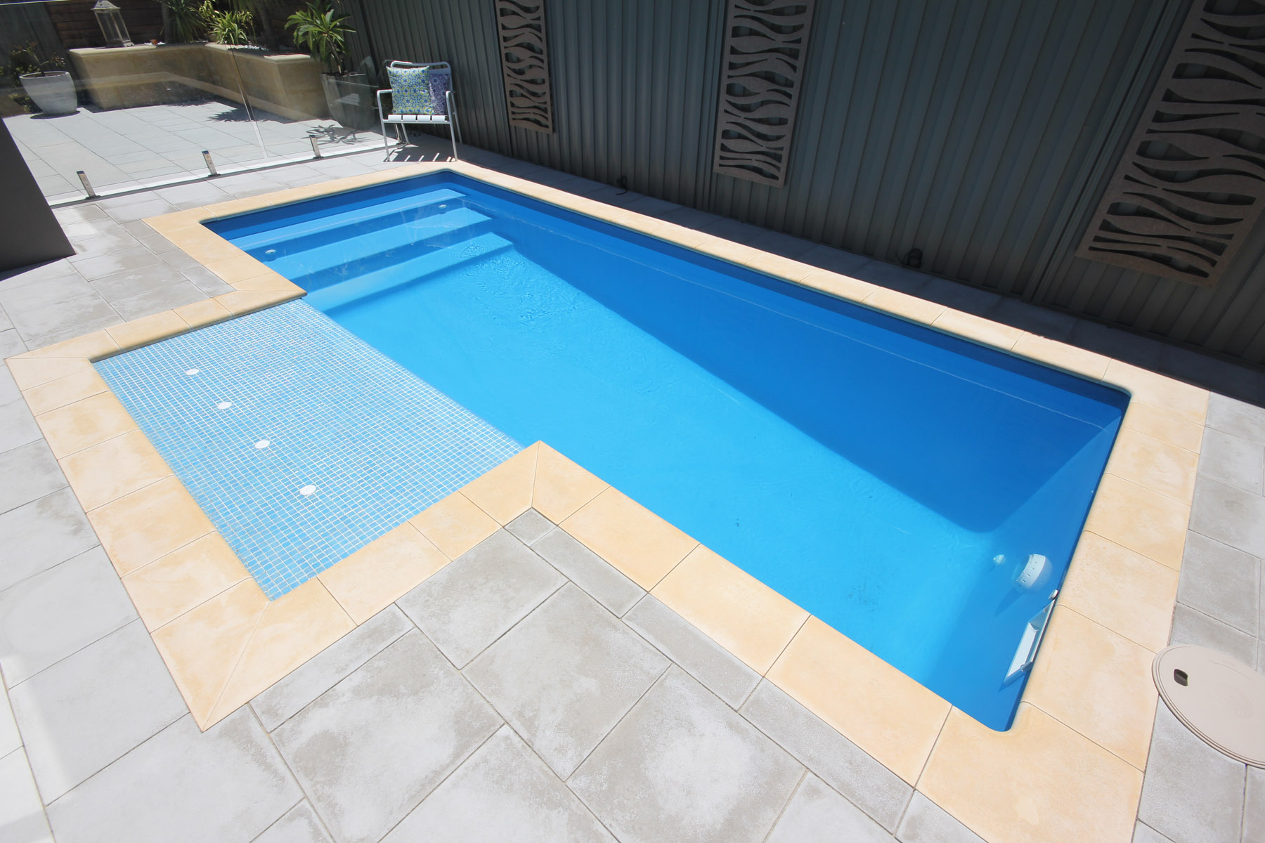 Deep Swimming Pool ACT