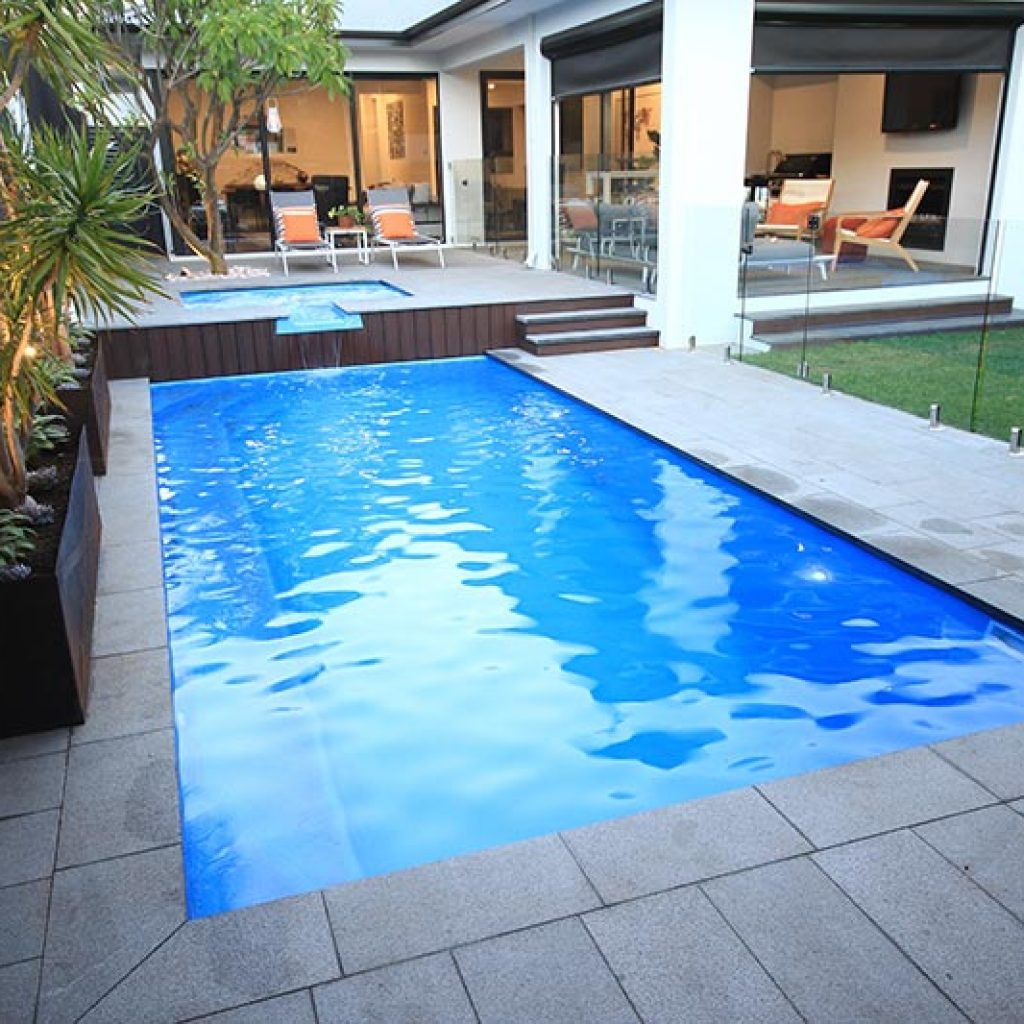 Large Concrete Pools Canberra